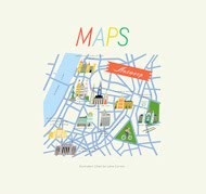 Maps, Illustrated Cities by Lena Corwin